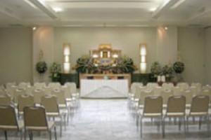 広島平和霊園ホール