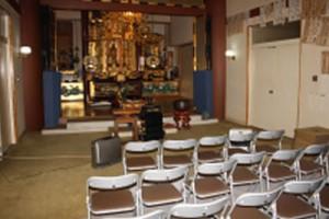 浄西寺 門信徒会館